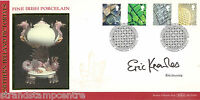 2001 N. Ireland Pictorial Regionals - Benham Official - Signed by ERIC KNOWLES