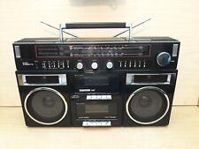 Condor 897 W  Boombox Radio Recorder Ghettoblaster Kassettenrecorder Cassette