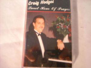 Craig Hodges Sweet Hour of Prayer Cassette New Sealed