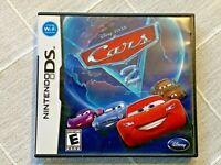 Cars 2: The Video Game (Nintendo DS, 2011) COMPLETE
