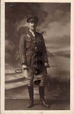 WW1 Officer Lieut H.G. A... RAMC Royal Army Medical Corps Carburton Camp Worksop