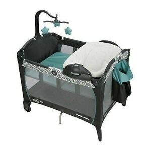 Graco 1925995 Pack 'n Play Portable Napper & Changer Playard - Affinia