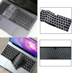 Silicon Rubber Keyboard Skin Cover For HUAWEI MateBook 13 / 14/ D14/ D15/ X Pro
