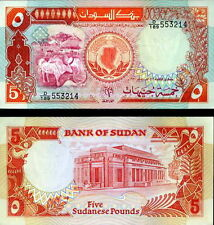 SUDA N - 5 pounds 1991 FDS - UNC