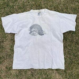 Vintage 90s Sonic Youth T Shirt XL