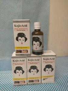2x Kojic Acid whitening serum