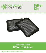 Gtech AirRam Washable & Reusable Filter Kit Fits Gtech AirRam  Cordless Vacuums