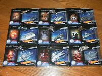 Hot Wheels Complete Star Wars Starships Commemorative Series Build a Death Star