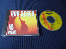 CD Bob Seger & the Silver Bullet Band - The Fire Inside   12 Songs 1991