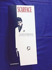NEW Enterbay 1/6 Scarface Tony Montana The War Version RM1033 Japan