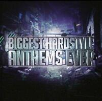Biggest Hardstyle Anthems E - Various (NEW CD)