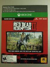Red Dead Redemption 2 Preorder Bonus (XBOX ONE)