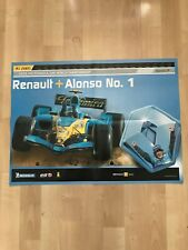 F1 WORLD CHAMPIONSHIP 2005 RENAULT+ ALONSO 1ST POSTER LOOK!!!!!!!!!!!!!!!!!!!