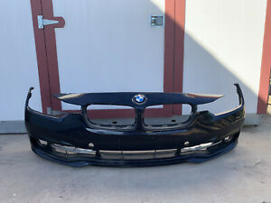 BMW 320-340i 2013-2017 f30 front bumper OEM Color Blue