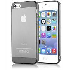 iPhone 5 5S SE Hülle Handyhülle von NICA, Ultra-Slim Silikon Cover Schutzhülle