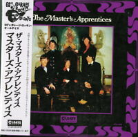 MASTER'S APPRENTICES-S/T-JAPAN MINI LP CD BONUS TRACK C94