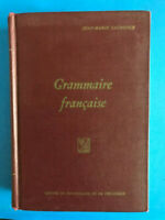 Grammaire Francaise      Jean-Marie Laurence