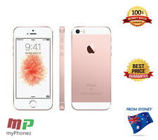 Genuine Apple iPhone SE -16GB - ROSE GOLD - 4G- Unlocked From Sydney