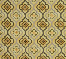 Cotton Quilt Fabric Yellow Moroccan Felicity Cynthia Coulter Wilmington BTHY