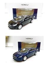 Lot de 2 Peugeot 508 SW (Noir, Marine) 1/64 NOREV Produit NEUF !!