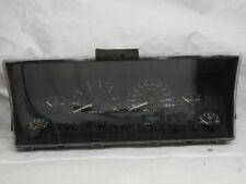 Jeep Grand Cherokee ZJ ZG 93-99 4.0 instrument cluster dials clocks speedo