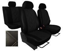 Universal ECO-LEATHER Full Set Car Seat Covers Peugeot 307, 308, 309, 406, 407