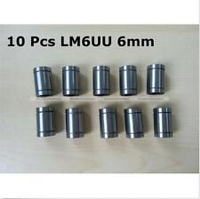 LM6UU Linear Ball Bearing Bush Bushing For 6mm Rod RepRap 3D Printer Fashion<w