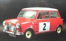 Morris Mini Cooper S Nº 2 rally monte carlo 1966