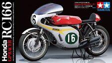 TAMIYA 1:12 KIT MOTO DA COSTRUIRE MOTORCYCLE HONDA RC166 GP RACER  ART 14113