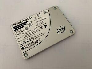 """Intel SSD DC S4600 Series, 2.5"""" 6Gb/s SATA SSD 1.92TB Model:- SSDSC2KG019T7K"""