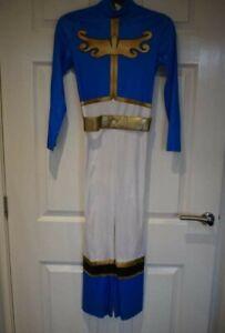Power Rangers Fancy Dress Up Costume age 9 / 10 years