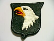 Vintage 101st Airborne Screaming Eagle Shoulder Sleeve Patch US Army