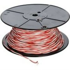 Woods 5407 Bell Wire, Solid Twisted, 18/2, 500-Foot