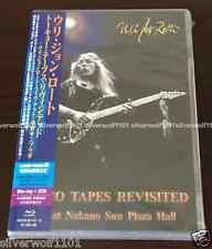 Tokyo Tapes Revisited Uli Jon Roth Live at Nakano Limited Edition [Blu-ray+2 CD]