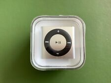 Brand New Apple iPod Shuffle 4th generation Silver 2GB