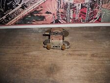 1 USED PRE WAR AMERICAN FLYER O GAUGE TRUCK WITH WHEELS & JOURNALS FOR PARTS