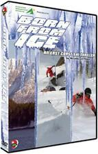 Born From Ice - Meatheads Ski Movie DVD Film - New! Free US Shipping!