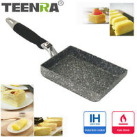 Alloy Fried Eggs Pans Mini Square Non-Stick Frying Pan Fried Eggs PansBreakfast