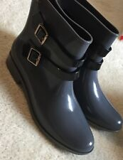 Women's Melissa Vivienne Westwood Anglomania Ankle Boots Black  10 M New  $150