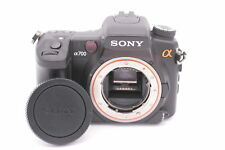 Sony Alpha a700 12.2MP Digital SLR Camera - Black(Body Only)