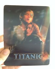 Titanic Lenticular Imán Funda Flip efecto para Steelbook