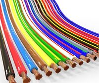 AUPROTEC automotive 0.75 mm² thinwall electrical auto cable wire set 2 colours