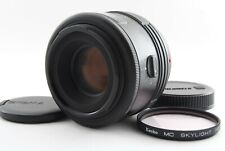 Sigma AF Macro 90mm f2.8 for Minolta/Sony Alpha Mount From Japan [Exc] #907A