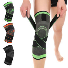 Knee Brace Compression Patella Stabilizer Support Band Joint Wrap Pain Relieve