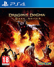 Dragon's Dogma Dark Arisen PS4 Playstation 4 IT IMPORT CAPCOM