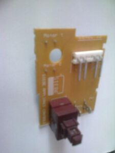 GENUINE ELECTROLUX / AEG Vacuum Cleaner On/Off Switch - 2 Tag on PCB