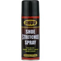3 x 200ml Shoe Stretcher Spray Relieves Tight Fitting Shoes Leather Softener