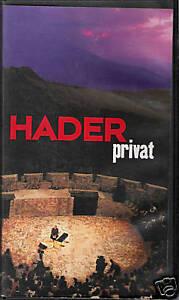 Video / HADER / Privat / Selten /