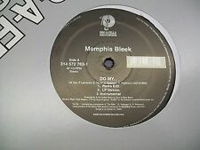 "Memphis Bleek-Do My.../I Get High-12"" Single Vinyl  Roc A Fella"