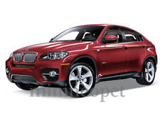 WELLY 18031 BMW X6 SUV 1/18 DIECAST MODEL CAR RED